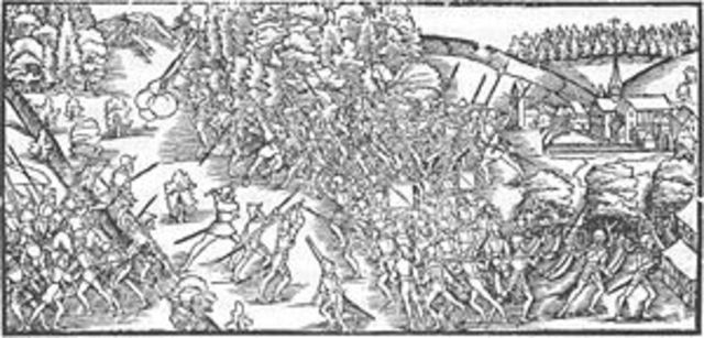 Battle of Kappel (religious)