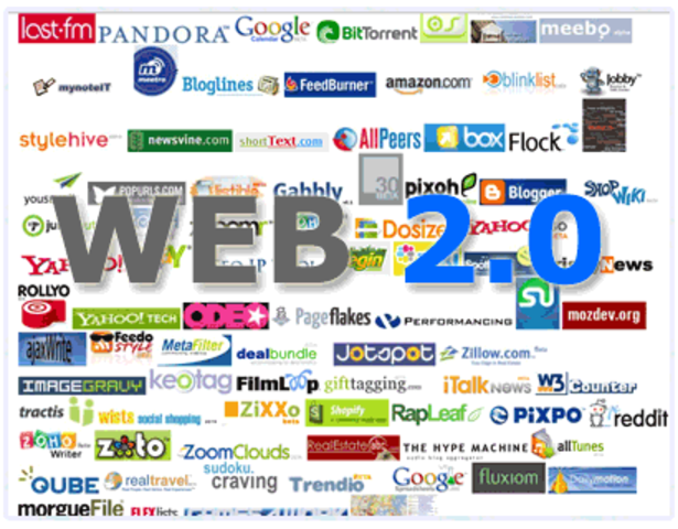 Web 2.0 Arrives - Internet