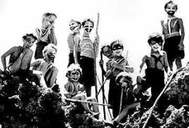 an analysis of civility in the novel the lord of the flies by william golding