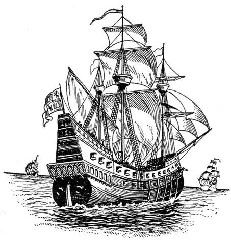 Spanish Exploration Between 1500's-1800's timeline