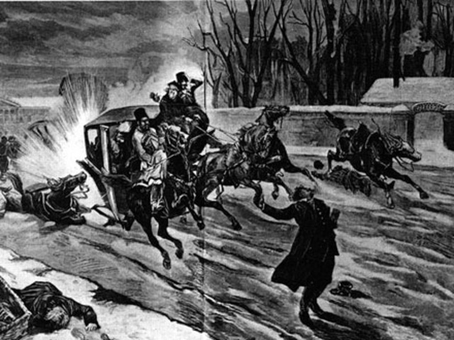 the events that led to the russian revolution after world war ii No one of these events started the cold war, but in combination and rapid succession, it was inevitable  it was sort of a natural consequence of the russian revolution of 1917 and world war ii .