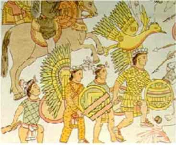 defeating the aztec empire Hernán cortés himself—not spanish arms, smallpox or mesoamerican allies—was the catalyst behind the stunning defeat of the aztec empire.