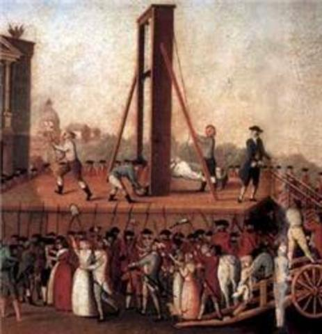 an overview of a true revolution in french revolution and the brutality News of the revolution in france received a mixed response in britain in july   of informing the people of the violence that had been committed on their rights,.