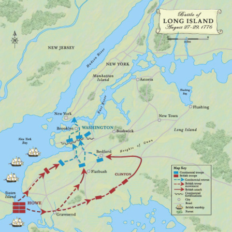 an introduction to the history of the battle of long island The thirteen tribes of long island: the history robert coles wrote in the introduction to his 1954 booklet, the long the thirteen tribes of long island.