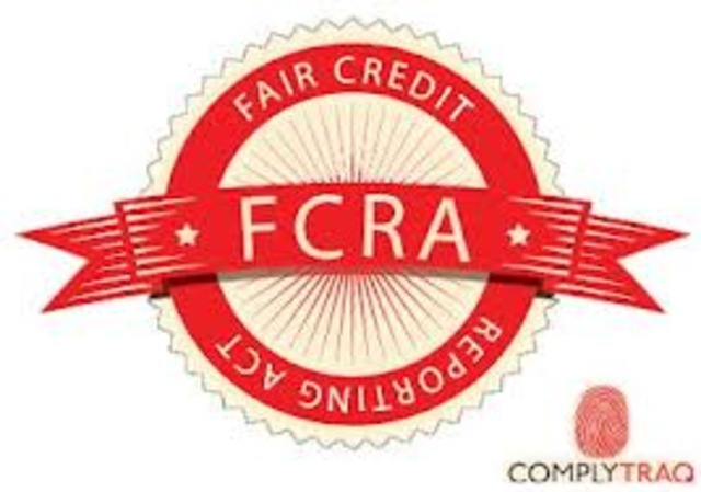 the fair credit reporting act 1970 Originally passed in 1970 and amended multiple times in the past two decades, the fair credit reporting act (fcra) was designed to protect consumers from abusive practices of the credit bureaus while also protecting the ability of credit grantors, employers, insurance companies, etc to use credit reports to determine your credit risk congress .