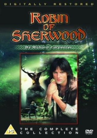 Robin of Sherwood (Dvd Boxset of Series)_