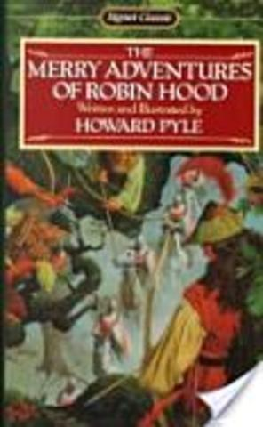The Merry Adventures of Robin Hood (Book)