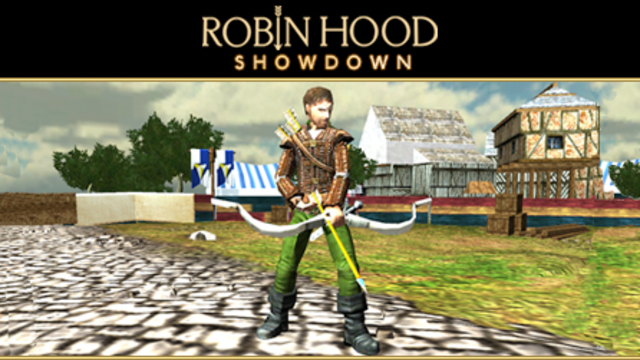 "Robin Hood ""The Outlaw's Revenge"" (Game)"