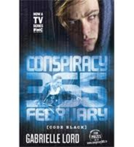 Conspiracy 365 Code Black February