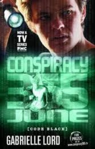Conspiracy 365 Code Black June