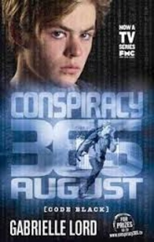Conspiracy 365 Code Black August