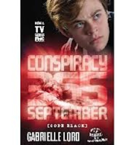 Conspiracy 365 Code Black September
