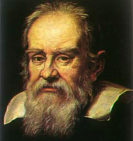 Galileo banned by the Church