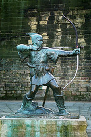 Robin Hood's from the early 15th Century