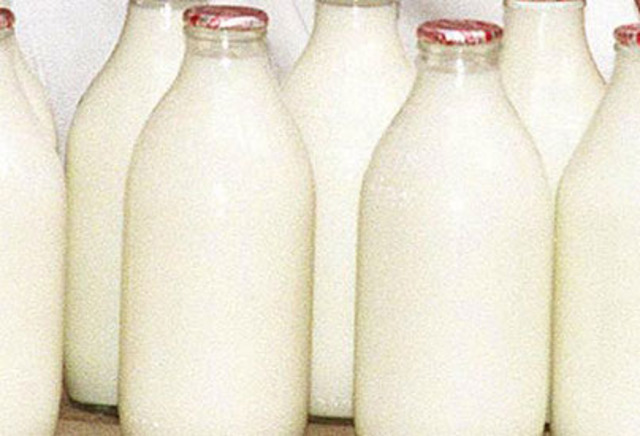 Milk pasteurization in Chicago