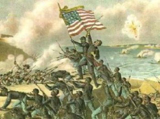 why the american civil war lasted The civil war was long ago it happened, the good guys won, slavery ended, and american history marched on, right then why is it important to study the civil war, and to honor those who fought on both sides of the conflict.
