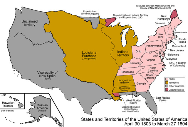 an analysis of the louisiana purchase and its impact in america The ratification of the louisiana purchase treaty by the senate  the purchase of louisiana in its full  the louisiana purchase and the destiny of america.