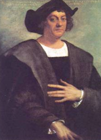 "Christopher Columbus ""Discovered"" America"