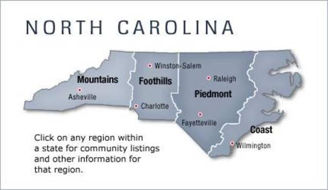 The Colony of North Carolina timeline | Timetoast timelines