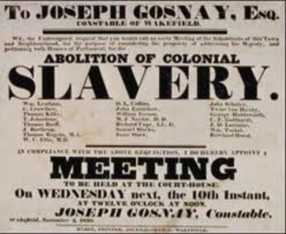 slavery without submission essay In chapter 9, slavery without submission, emancipation without freedom, of a people's history of the united states, howard zinn takes about the slave rebellions, abolition movement, the civil war, and these effects on african americans.