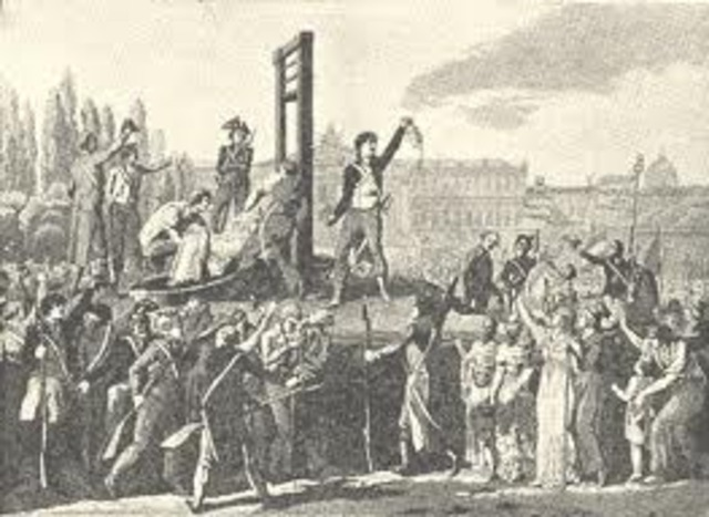 french revolution terror triumph violence over ideals The revolution marked the triumph of 'the people' it pronounced, in 1789, the 'declaration of the rights of man and citizen'  fraternity was the most abstract, idealistic and unachievable of all revolutionary ideals  the ideas of the french revolution were drawn from the enlightenment, influenced by the british political system.