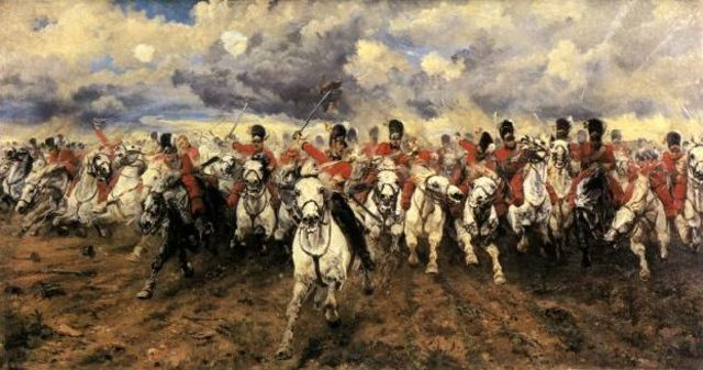 Battle of Waterloo Continued 2