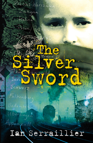 Sliver Sword (with Mrs Hitchcock)