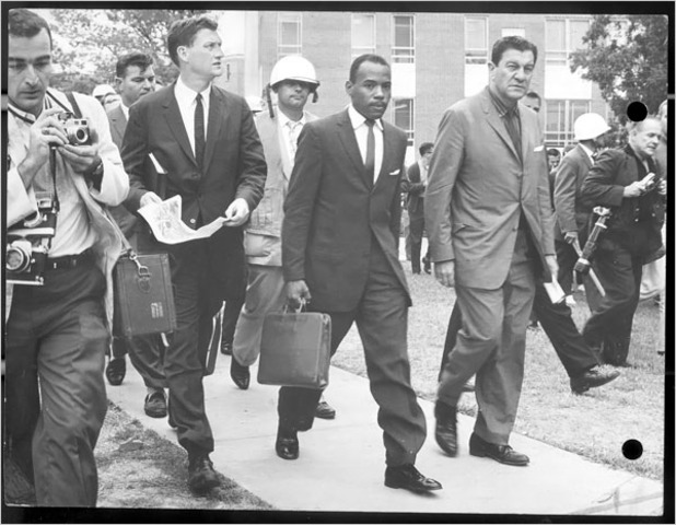 James Meredith and the Integration of Ole Miss timeline ...