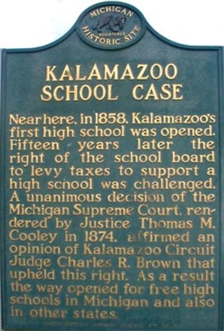 The Kalamazoo School Case