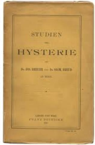 the publication of Studies on Hysteria