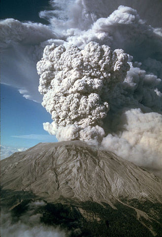 Mount St. Helens (Cultural Moment)