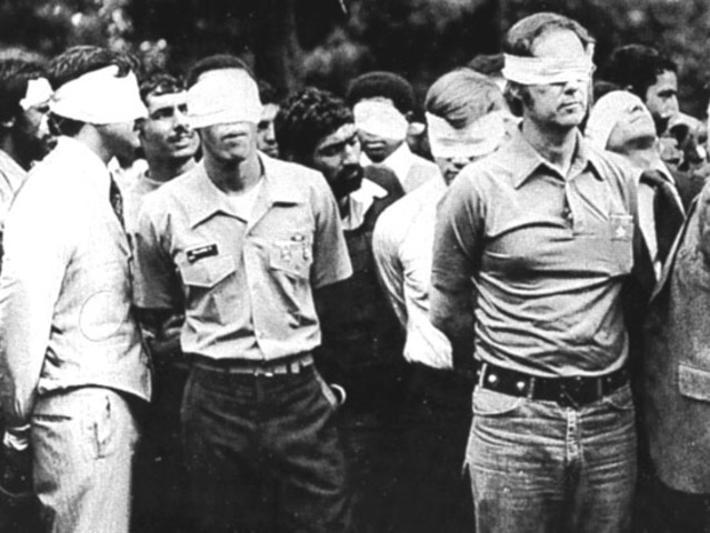 End of Iran Hostage Crisis