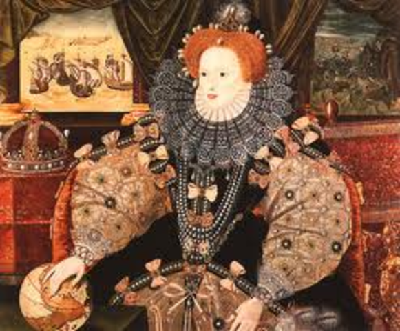 Elizabeth I begins rule in England