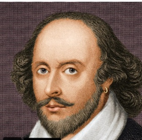 William Shakespeare is born