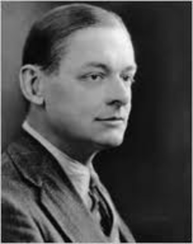 a biography of thomas stearns elliot a poet Born in 1888 in saint louis, missouri, america, harvard alumnus thomas   whilst mostly noted for his poetry, ts eliot also wrote verse plays and a range of .