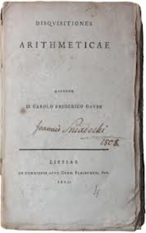 Published first systematic text book.