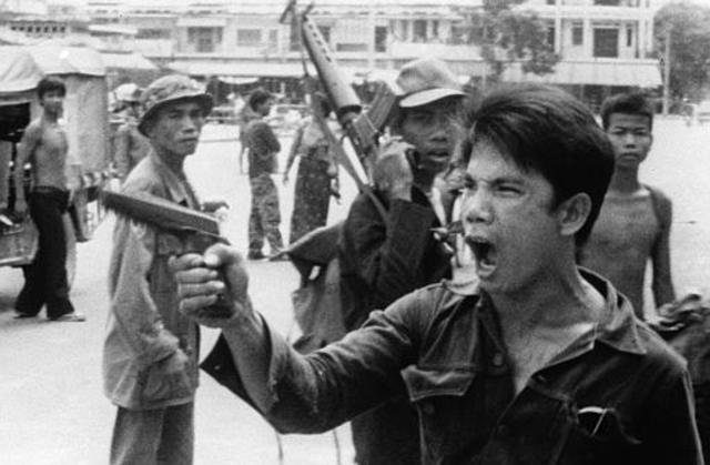 Khmer Rouge and Cambodian Immigration