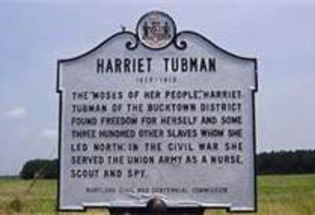 harriet tubman philosophy in life Harriet tubman, real-life action hero historian n d b connolly discusses the legacy of maryland-born abolitionist and humanitarian who will have a baltimore statue .