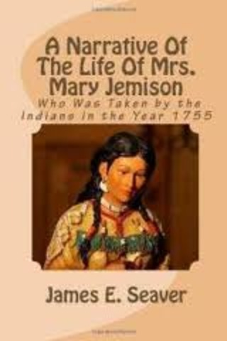 Mary Jemison - Letchworth Park - White Woman of the Genesee