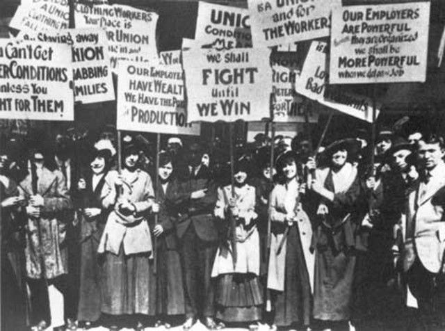 an introduction to the history of the labor movement in the united states All the labor laws considered up to this point are contained in title 29 of the united states code most civil rights laws, on the other hand, will be found in title 42 title vii of the civil rights act of 1964 (beginning at 42 usc §2000e) is the most important law protecting civil rights.