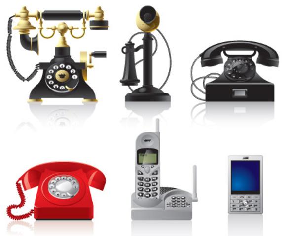 Evolution of the Telephone timeline | Timetoast timelines