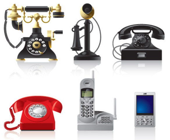 the evolution of the telephone Cell phones have become a lot smaller over the years, but they're bigger than ever in functionality and popularity here's a look at how the mobile phone has changed over the decades.