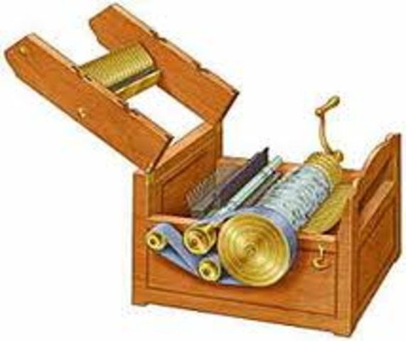 a biograpy of eli whitney the creator of the cotton gin Eli whitney (december 8, 1765 – january 8, 1825) was an american inventor he is known as the inventor of the cotton gin , an important invention in the industrial revolution  he made it in 1793 march 14.