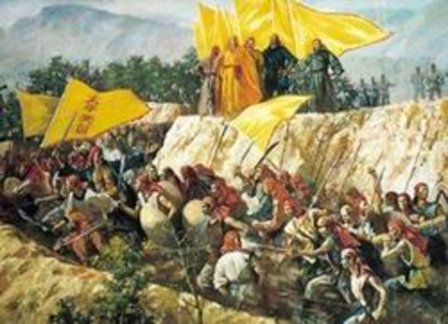 taiping rebellion essay The taiping rebellion, also known as the taiping civil war or the taiping revolution, was a massive rebellion or total civil war in china that was waged from 1850 to .