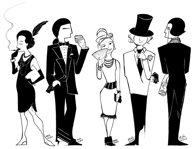 The Roaring Twenties a Time of Injustice