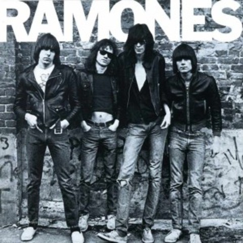 Punk rock: The Ramones form, with the Sex Pistols.