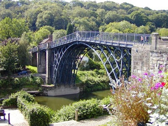 Ironbridge.