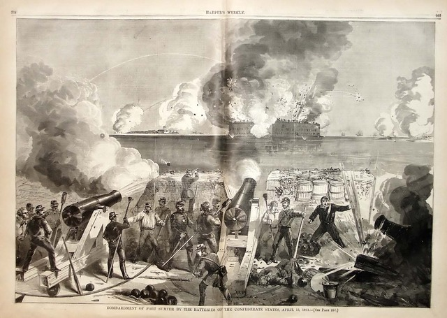 summary of the battle of fort Instead, lincoln chose to resupply fort sumter in charleston harbor and other forts when required one attempt to resupply sumter took place in january but the ship was turned away by rebel guns negotiations continued in charleston with confederate gen pierre gt beauregard, in command of the confederate forces there and maj robert anderson, the sumter garrison commander.