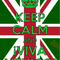 Keep calm mexico