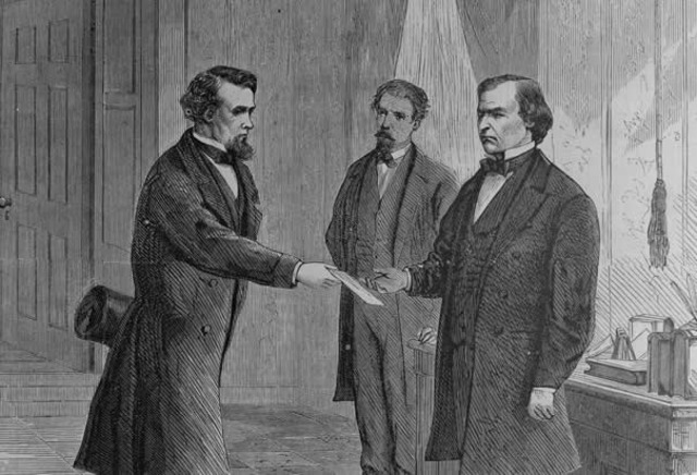 three reconstruction plans 2018-7-20compromise plan in the first reconstruction act of 1867 expanded and clarified in three supplementary reconstruction acts, this legislation swept away the regimes the president had set up in the south, put the former confederacy back under military control, called for the election of new constitutional conventions, and required.
